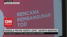 VIDEO: Proyek Kereta Cepat Jakarta-Bandung di KBB Tak Berijin