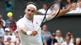 Bekuk Nadal, Federer Lawan Djokovic di Final Wimbledon 2019