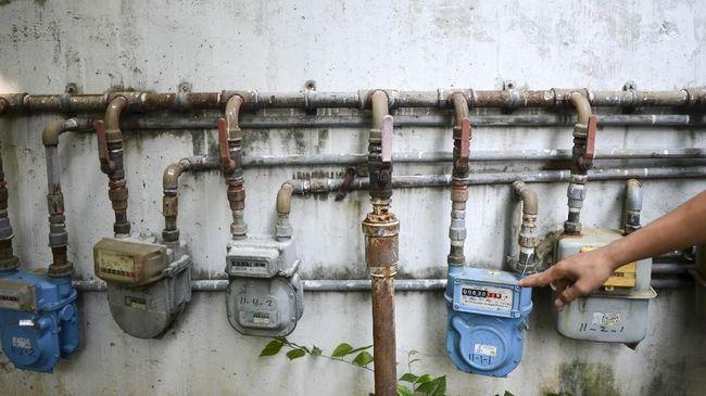 PGN Klarifikasi Penyetopan Suplai Gas Rumah Tangga saat Natal