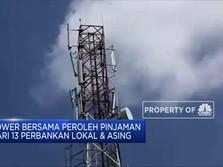 Tower Bersama Raih Pinjaman USD 375 Juta