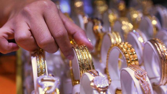 Bukan Lagi Cabai, Tapi Emas Perhiasan Biang Kerok