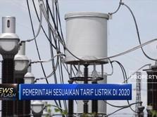 Pemerintah Sesuaikan Tarif Listrik di 2020