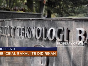 3 Juli 1920, Cikal Bakal ITB Didirikan