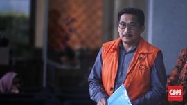 Penyidikan Selesai, KPK Seret Bowo Sidik ke Meja Hijau