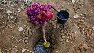 Kemarau Usai, Warga Tasikmalaya Masih Kekurangan Air Bersih