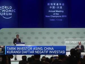 Tarik Investor, China Pangkas Daftar Negatif Investasi
