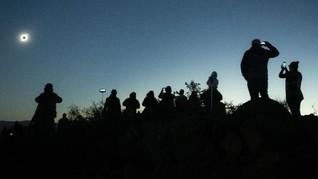 5 Fakta Unik Fenomena Gerhana Matahari Cincin 2019