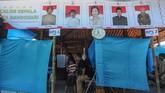 Kabupaten Boyolali, Jawa Tengah, menggelar pelaksanaan Pilkades serentak di 229 desa di wilayah tersebut tahun ini, di mana 69 di antaranya menggunakan mekanisme pemungutan suara berbasis teknologi, e-voting. (ANTARA FOTO/Aloysius Jarot Nugroho)