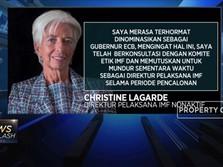 Lagarde, dari IMF Menuju ECB