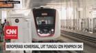 VIDEO: Beroperasi Komersial, LRT Tunggu Izin Pemprov DKI