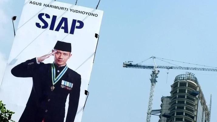 Kantor Staf Kepresidenan (KSP) memberikan sinyal kuat jajaran kabinet pemerintahan Jokowi di periode kedua diisi oleh Agus Harimurti Yudhoyono dan Edhy Prabowo.