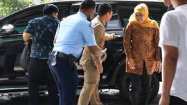 Khofifah Sebut Evaluasi Pilkada Langsung Kewenangan Jokowi