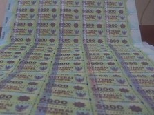 Wah! Sri Mulyani Usulkan Materai Satu Harga, Jadi Rp 10.000