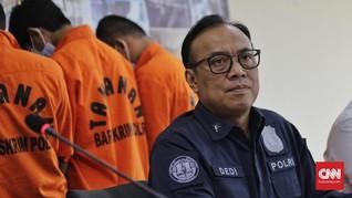 Polri Klaim Tak Ada Laporan Orang Hilang di Aksi 22 Mei