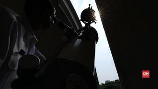 Atmosfer Cinta Widya  untuk Planetarium Jakarta