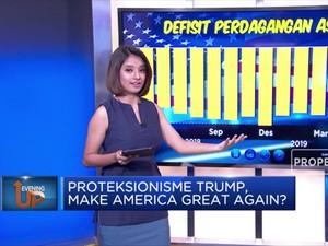 Proteksionisme Trump, Make America Great Again?