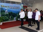 Perluasan Terminal Bandara Sam Ratulangi Tuntas Agustus 2020