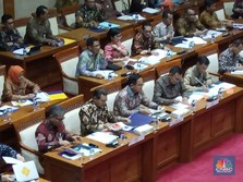 Sambangi DPR, 3 Bos Bank BUMN Pamer Kinerja Keuangan Ciamik