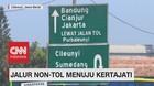 VIDEO: Menempuh Jalur Non-Tol Menuju Kertajati