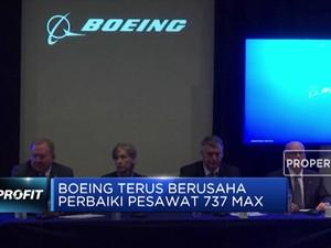 Boeing Siapkan Rp 1,4 T untuk Korban 737 Max