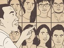 Deretan Anak Muda Sukses, (Mungkin) Cocok Jadi Menteri Jokowi