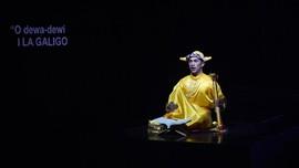FOTO: 'I La Galigo', Cerita Bugis yang Berkeliling Dunia