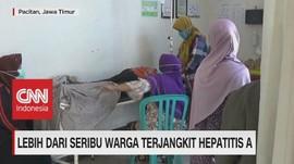 VIDEO: Lebih Dari Seribu Warga Terjangkit Hepatitis A