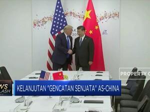 AS-China Siapkan Agenda Pertemuan Lanjutan