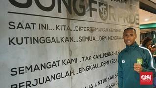 Ditinggal Pemain Papua, Kapten Persebaya Sempat Galau