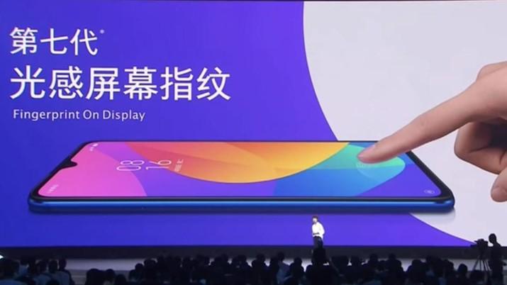 Inilah Penampakan Wajah HP Xiaomi Mi CC9 Seharga Rp 3 Jutaan