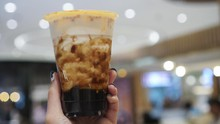 Studi: Brown Sugar Milk Tea, Bubble Tea Paling 'Berbahaya'