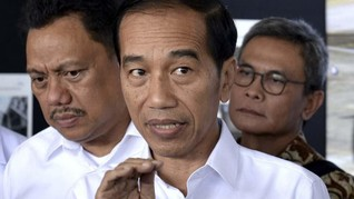 Jokowi: Pilpres Selesai, Mari Berangkulan Kembali