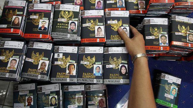 Imigrasi Gelar Layanan Paspor Akhir Pekan di Mal Jakarta