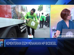 HIP Biodiesel Naik, Produsen Dapat Uang Pengganti