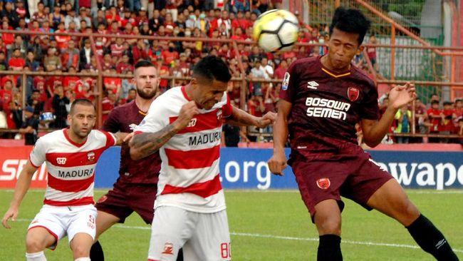 Hasil Liga 1 2019: PSM Menang 2-1 atas Bhayangkara FC