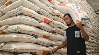 Corona, Pemerintah Kerek Bantuan Pangan Jadi Rp200 Ribu