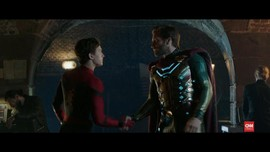 VIDEO: 'Mysterio' Akui Tom Holland 'Spider-Man' Terbaik