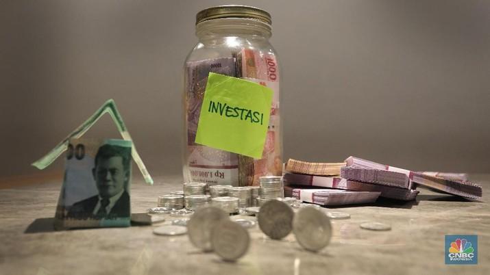 Ilustrasi Investasi (CNBC Indonesia/Muhammad Sabki)
