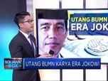 Utang BUMN Karya Era Jokowi