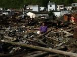 Tornado Serang Timur Laut China, 6 Tewas & Ribuan Rumah Rusak