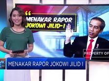 Rapor Jokowi Jilid I
