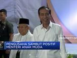 Calon Menteri Jokowi di Mata Pengusaha