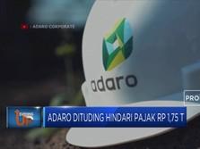 Adaro Dituding Hindari Pajak Rp 1,75 T