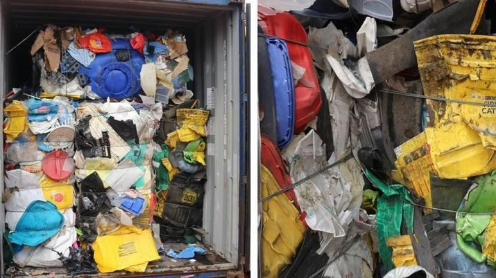 Perangi Impor Sampah, Pemerintah Ancam Cabut Izin Importir
