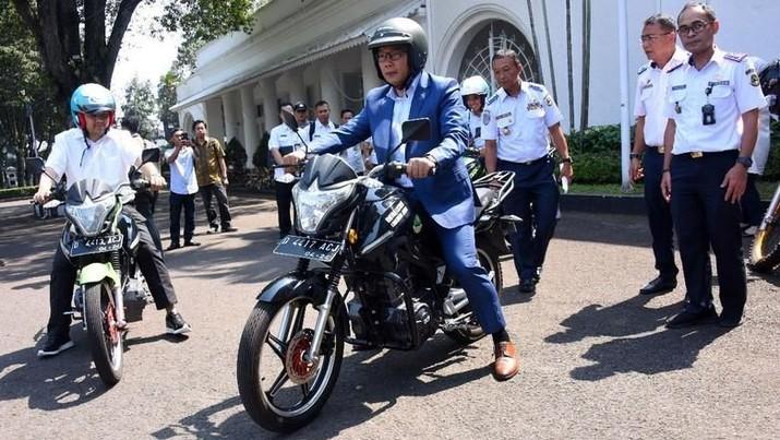Motor Listrik Ridwan Kamil: Harga Rp35 Juta, Buat Dinas Kerja