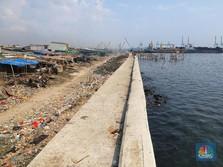 Proyek Tanggul Tol Semarang-Demak Rawan Bahaya