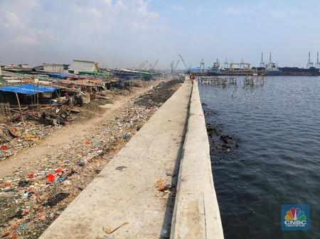 Tol Tanggul Laut Semarang-Demak, Yuk Intip Desainnya!
