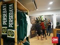 Bisnis Persebaya Store Makin Menggeliat
