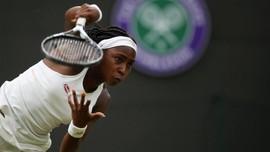 Rekor, Petenis 15 Tahun Melaju ke Babak Ketiga Wimbledon 2019