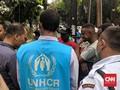 UNHCR Akui Dana Terbatas untuk Tangani Pengungsi di Indonesia
